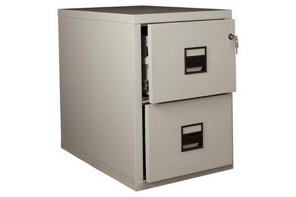 FireKing 2-2130 International 2 Drawer Cabinet
