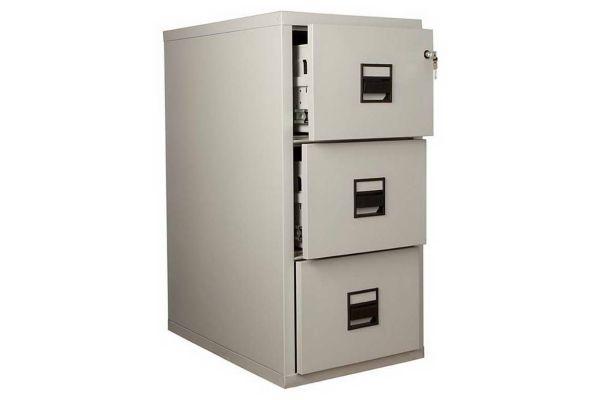FireKing 3-2144 International 3 Drawer Cabinet