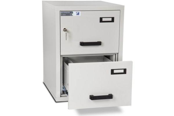 Burton Fire Filing Cabinet FF 2 drawer K