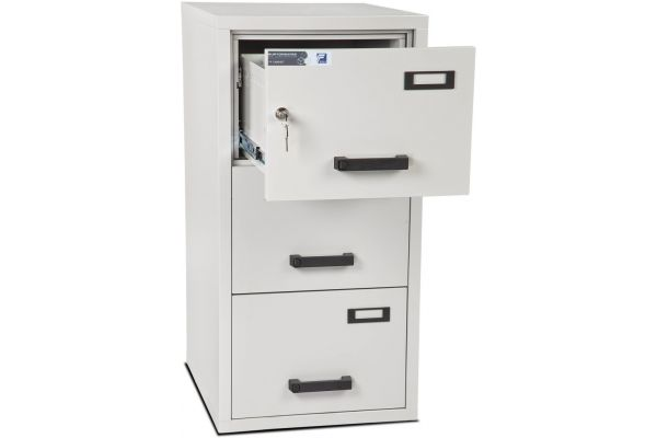 Burton Fire Filing Cabinet FF 3 drawer K