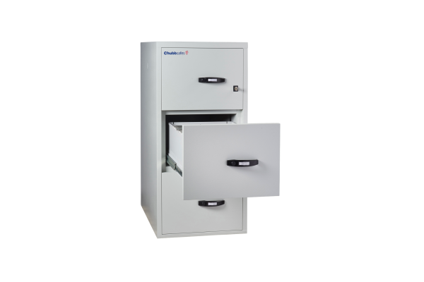 Chubbsafes Fire File M205 - 3 Drawer - 2 Hours