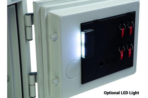 Internal LED Light
