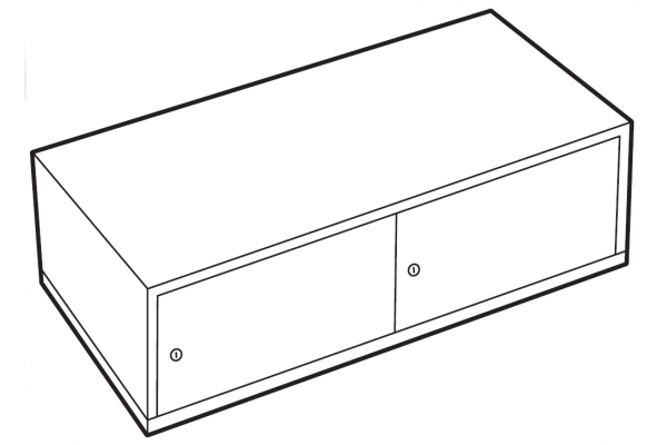 Chubbsafes extensible drawer DataPlus 5