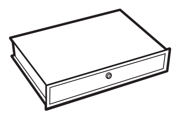 Chubbsafes Extensible Drawer DuoGuard & ProGuard 110-300