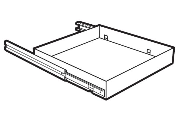 Chubbsafes Extensible Shelf DuoGuard & ProGuard 110-300