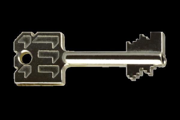 Additional Burton cut key