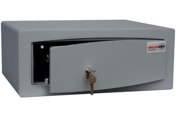 Securikey Euro Vault Key Lock Safe