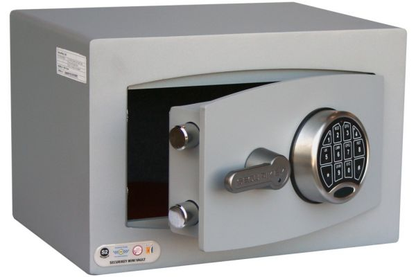 Securikey Mini Vault Silver S2-0E