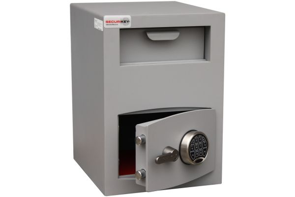 Securikey Mini Vault Drop Deposit Safe 2E