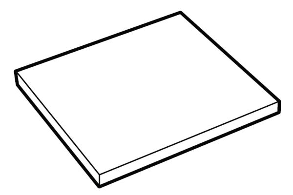 Shelf for Securikey Mini Vault Gold Size 2