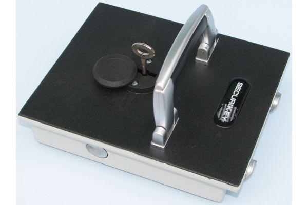Securikey Protector Door, Key Locking