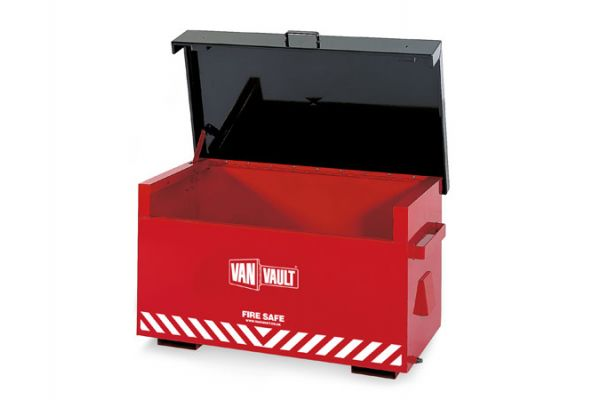 Van Vault Fire Safe Site Box