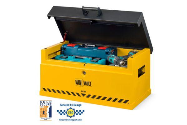 Van Vault Mobi - Secured by Design