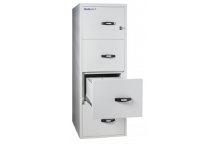 Chubbsafes Fire File M270 - 4 Drawer - 2 Hours