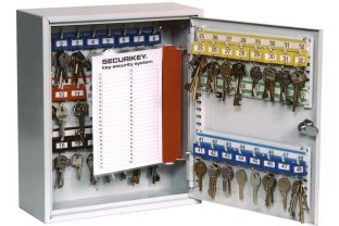 Securikey System 48 Deep Key Cabinet