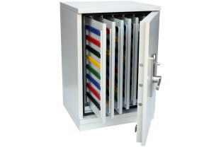 Securikey Floor Standing 960 High Security Key Cabinet