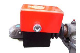 Bulldog KN Mini Hitch Lock