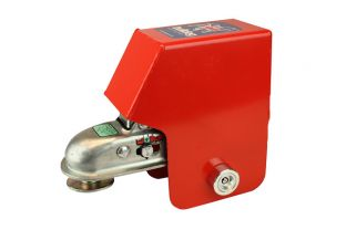 Bulldog P6E Hitch Lock