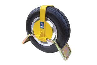 Bulldog QD12 Caravan Wheel Clamp