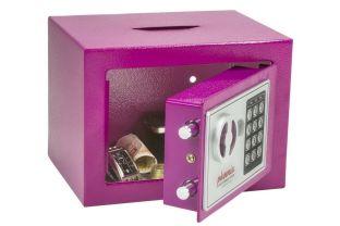 Phoenix Princess Pink Deposit Safe