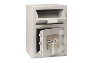 Burton Size 1K Teller Rotary Deposit Safe