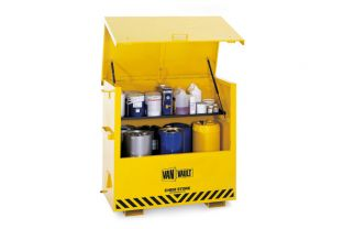 Van Vault Chem Store Site Box