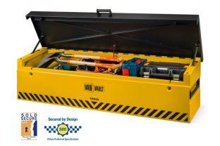 Van Vault Tipper - Secured by Design