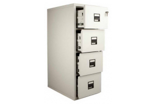 FireKing 4-2157 Professional 4 Drawer