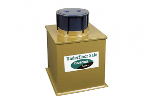 Churchill Domestic D3L Underfloor Safe