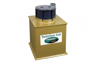 Churchill Domestic D4L Deposit Underfloor Safe