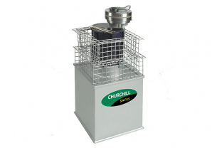 Churchill Emerald EE23 Underfloor Safe