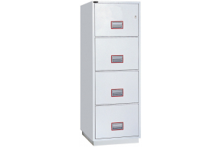 Securikey 4-Drawer Fire File Key Lock