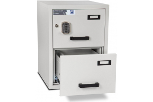 Burton Fire Filing Cabinet FF 2 drawer E