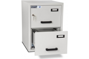 Burton Fire Filing Cabinet FF 2 drawer K