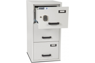 Burton Fire Filing Cabinet FF 3 drawer E
