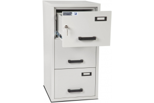 Burton Fire Filing Cabinet FF 3 drawer K
