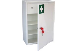 Securikey Large Medical Cabinet