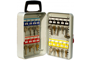 Securikey System 20 Handle Key Cabinet