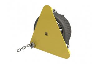 Autolok KNK/L Klamp-It Triangle Wheel Clamp
