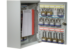 Securikey System 24 Padlock Cabinet Key