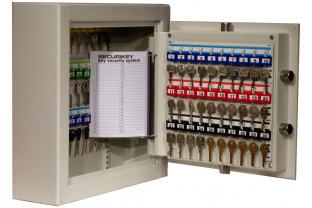 Securikey System 60 High Security Key Cabinet