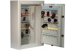 Securikey System 50 Deep High Security Key Cabinet