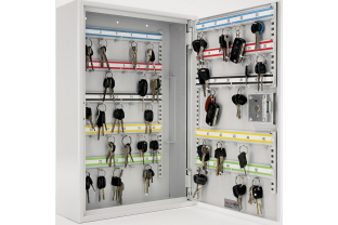 Securikey Automotive 50 Key Cabinet