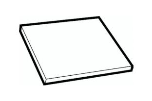 Extra Shelf Elara HS3550 serie, model 1, 2 en 3