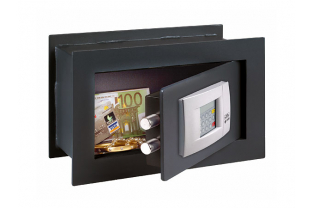 BurgWachter PointSafe PW2E Wall Safe