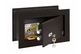 BurgWachter PointSafe PW2S Wall Safe