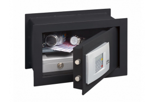 BurgWachter PointSafe PW3E Wall Safe