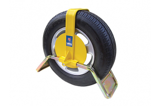 Bulldog QD13 CaraVan Wheel Clamp