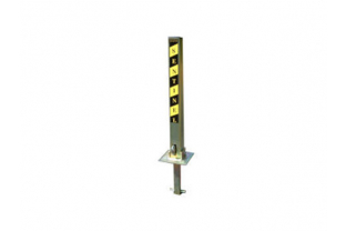 Sentinel SS-5 Fold Down Spigot Security Post