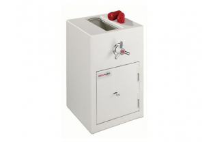 Securikey Steel Stor Rotary Deposit Safe